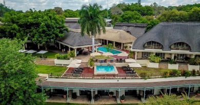 Victoria Falls' Ilala Lodge Hotel celebrates 30th anniversary