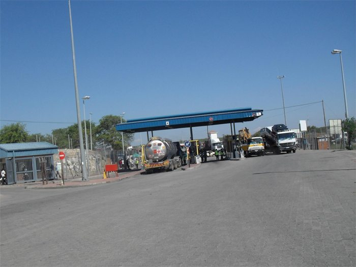 Truckers pay heavily as Beitbridge border upgrade causes headaches