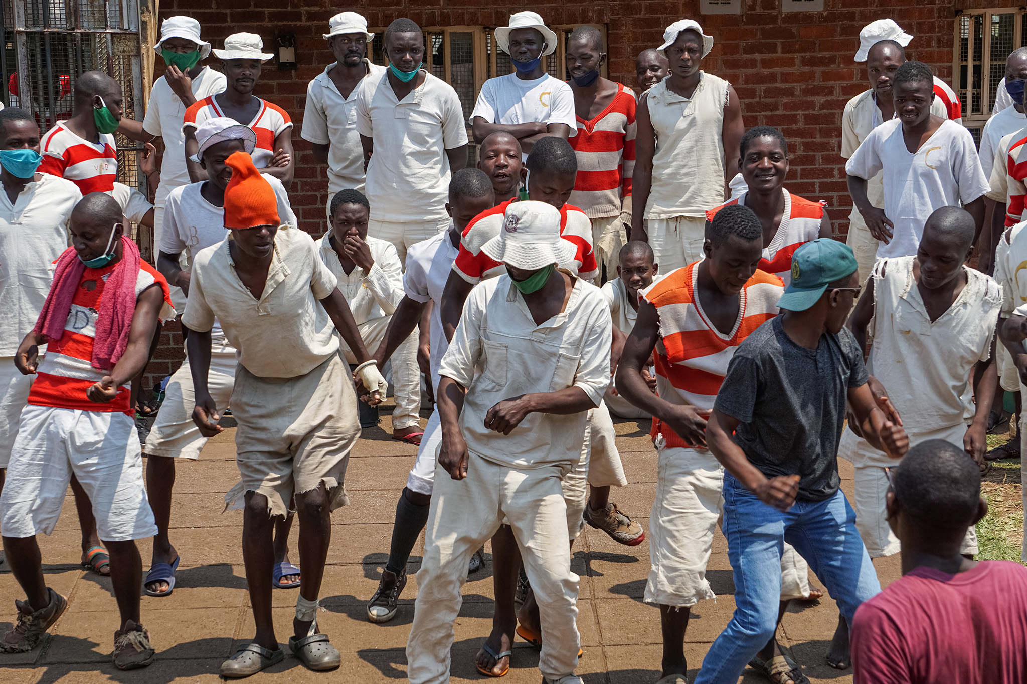 Zimbabwean scheme keeps convicted youths out of jail